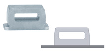 standard cable tie mounts